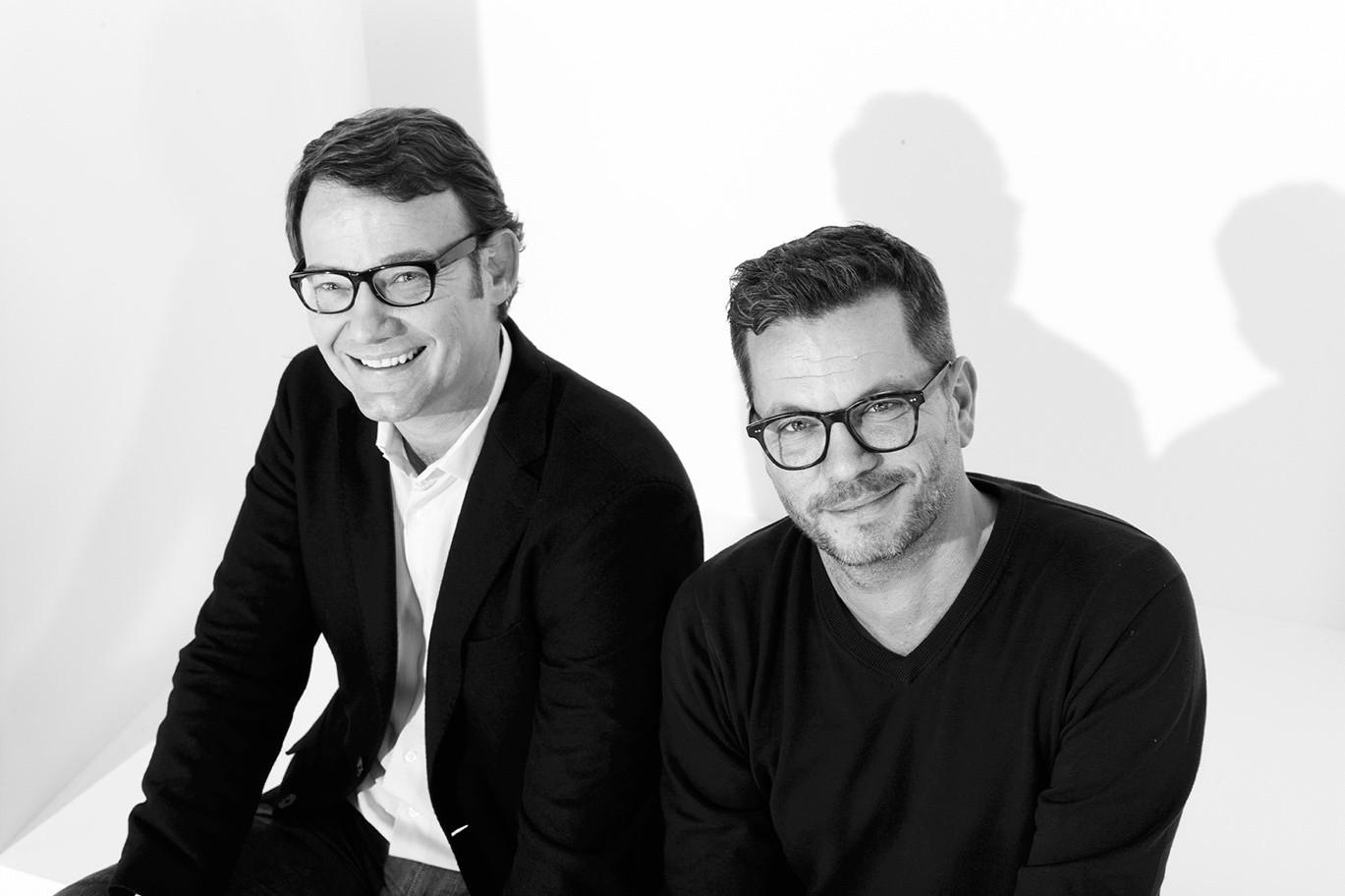 Gregor Busch und Hildebrand Markenberatung Hamburg