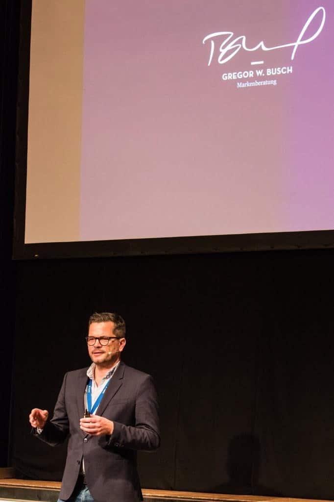 Redner Marke Busch Markenberatung Hamburg